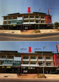 ตึกแถวหลุดจำนอง ธ.ธนาคารกรุงไทย ขอนแก่น เมืองขอนแก่น บ้านทุ่ม