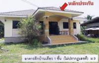 บ้านเดี่ยวหลุดจำนอง ธ.ธนาคารอาคารสงเคราะห์ ขอนแก่น หนองสองห้อง โนนธาตุ