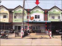 ทาวน์เฮ้าส์หลุดจำนอง ธ.ธนาคารอาคารสงเคราะห์ ขอนแก่น เมืองขอนแก่น บ้านเป็ด
