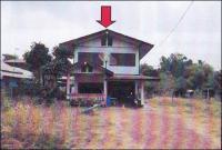 บ้านเดี่ยวหลุดจำนอง ธ.ธนาคารอาคารสงเคราะห์ ขอนแก่น กระนวน บ้านฝาง