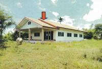 บ้านเดี่ยวหลุดจำนอง ธ.ธนาคารอาคารสงเคราะห์ ขอนแก่น หนองเรือ บ้านเม็ง