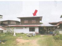 บ้านเดี่ยวหลุดจำนอง ธ.ธนาคารอาคารสงเคราะห์ ขอนแก่น ชนบท ปอแดง